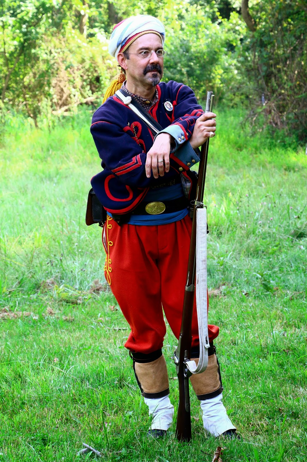 Timeline Reenactment Colonial Pennsylvania Plantation 2014