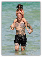 Ami James Tattoos