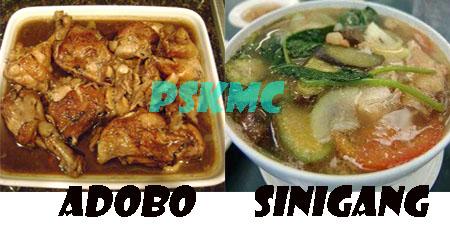 Adobo-Sinigang