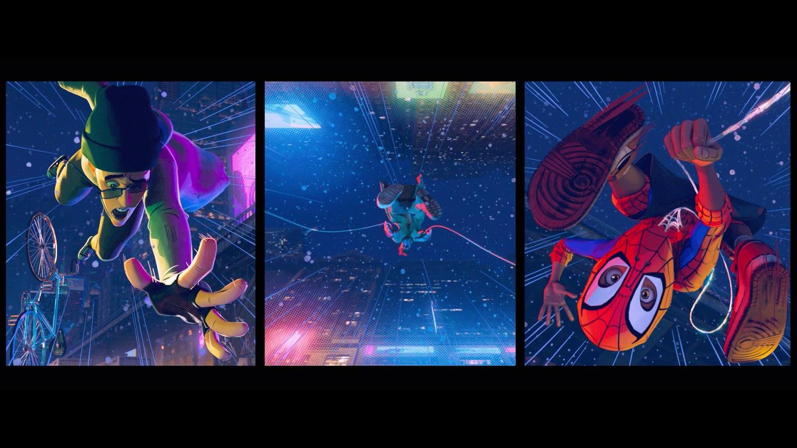 Spider Man Un Nuevo Universo 2018 Escena Post Creditos Venom
