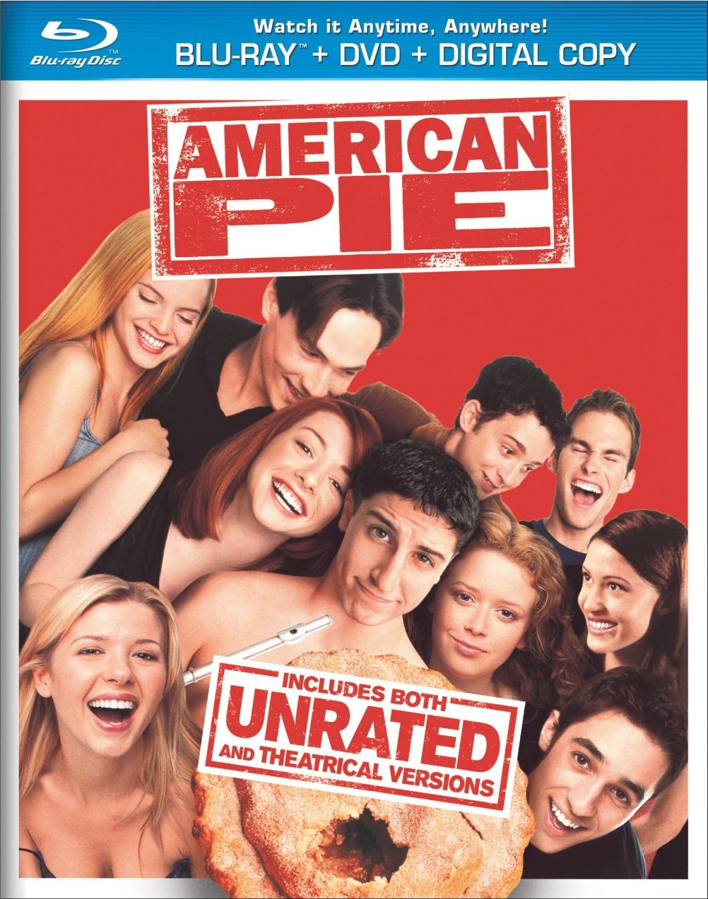American Pie 1 Latino Bluray