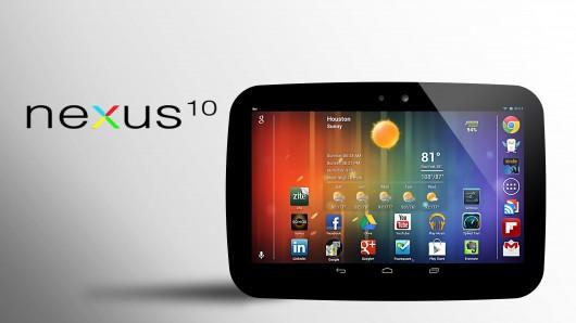 Nexus 10 sera en retour