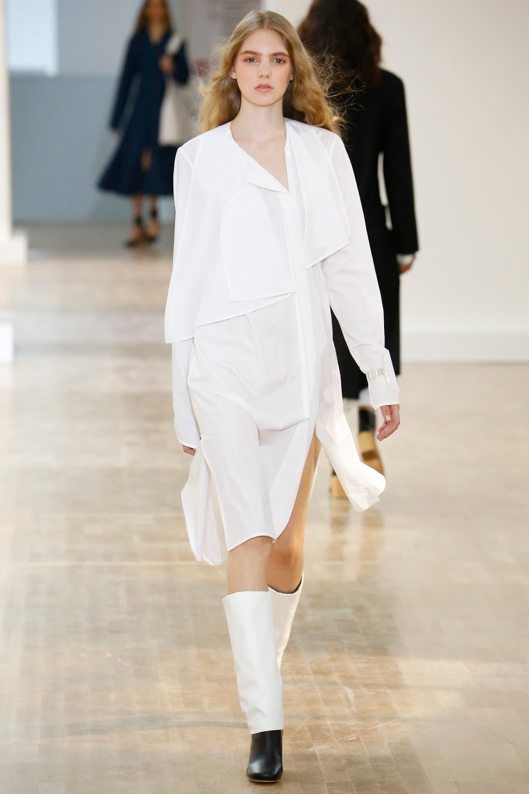 Paris Fashion Week, Spring 2016, Ready to Wear, pfw, rtw, runway fashion, lemaire
