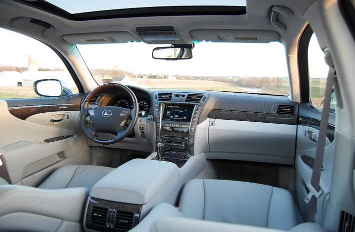 2011 Lexus LS 600h L   Auto Car   Best Car News and Reviews