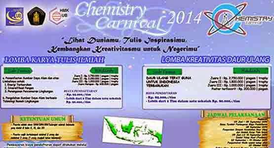 CHEMISTRY CARNIVAL 2014
