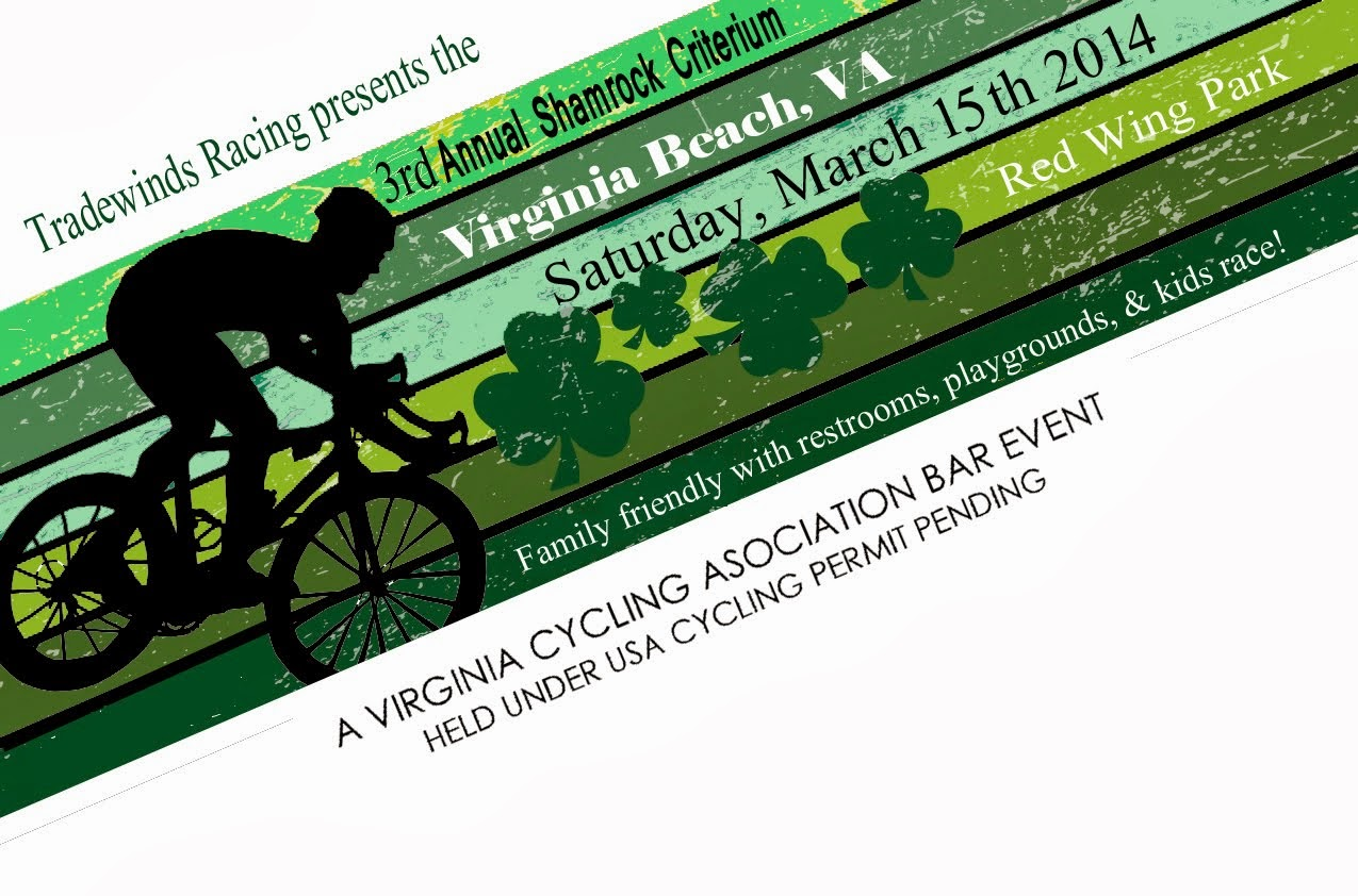 6th Annual Shamrock Criterium
