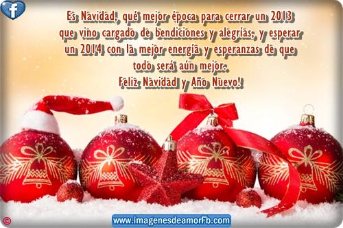 Imagenes de feliz navidad con frases para bebes - Postales navidenas bonitas ...