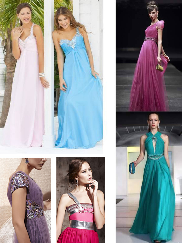 Future Trends 2014: 2013 summer dresses for evening, 2014 summer ...