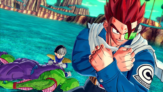 Dragon Ball Xenoverse PC Download Photo