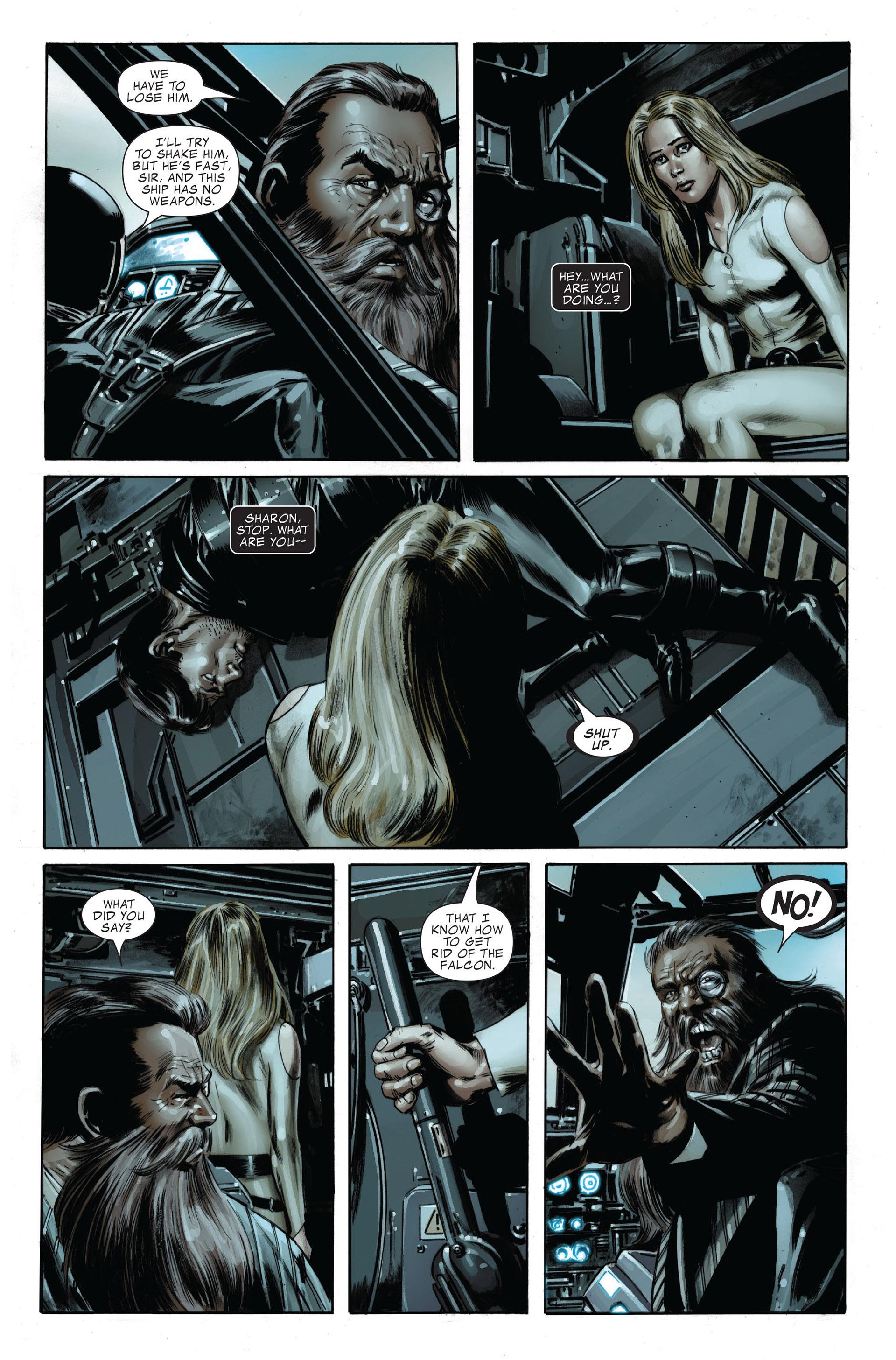 Captain America (2005) Issue #32 #32 - English 20