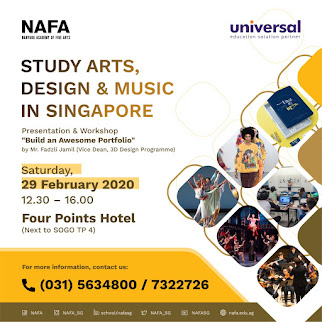NAFA Workshop: Build AWESOME Portfolio
