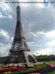 foto de la Torre Eiffel