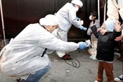 radiactividad nuclear en japon consecuencias