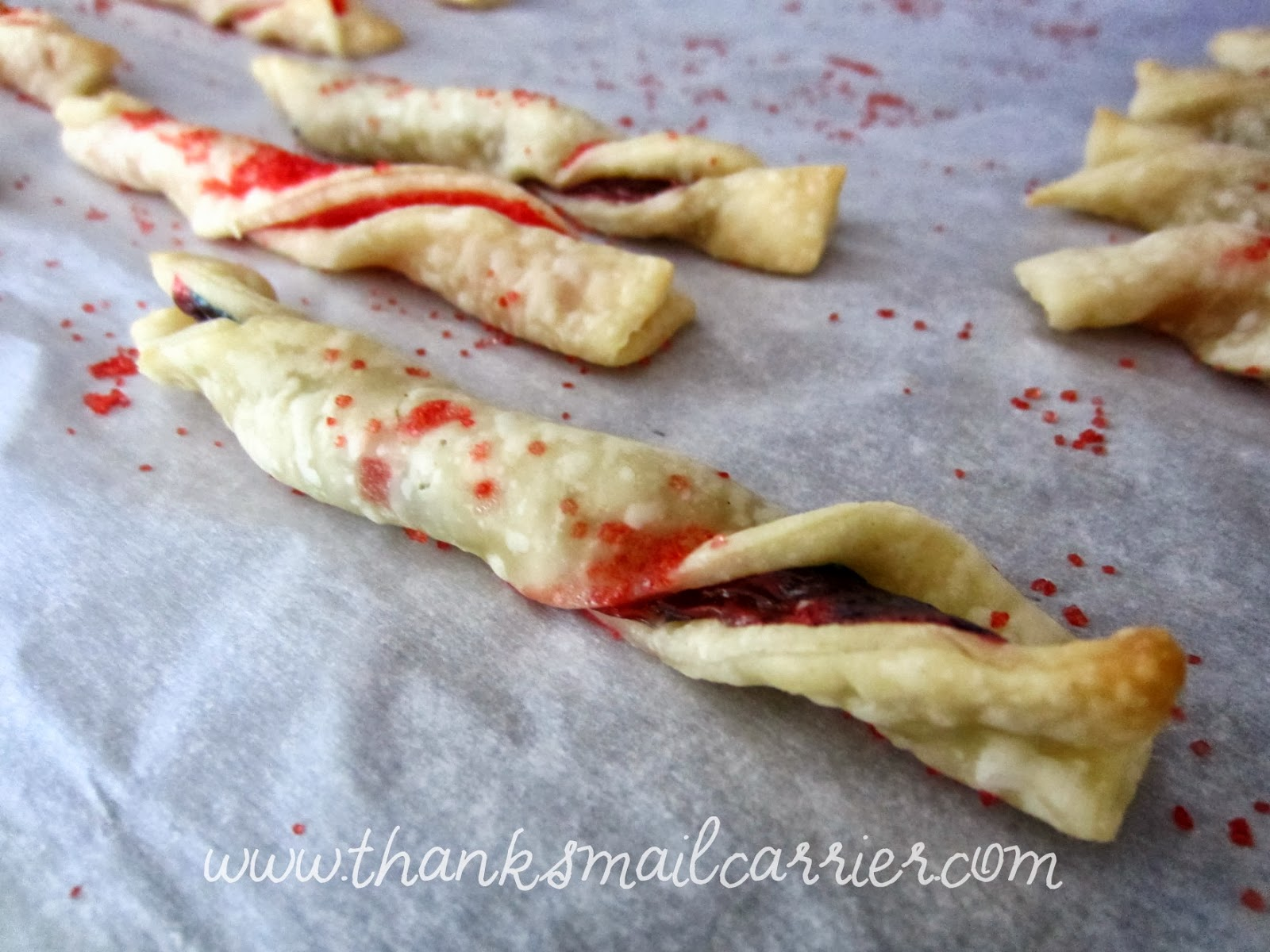 Pillsbury Fruit Pastry Sticks