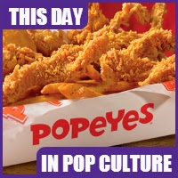 Popeyes Louisiana Kitchen was founded on June 12, 1972.