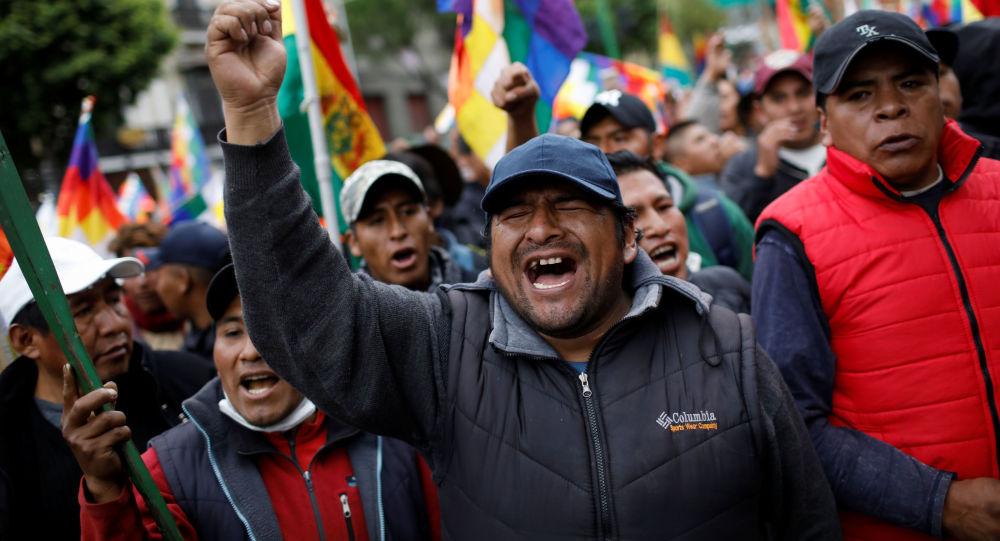 ➥ Bolivia, 18 de outubro: a hora da virada