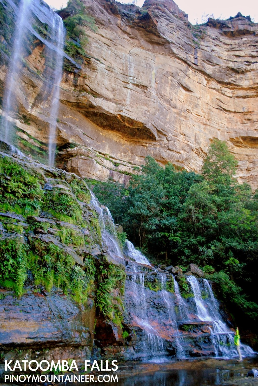 how to go to blue mountains from katoomba