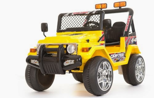 Buy Battery Operated Ride on Jeep with Remote Control, Doube Motor, Double Battery, Double Speed Lowest Price Now