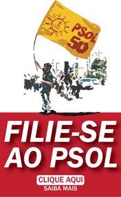FILIE-SE NO PSOL POTENGI