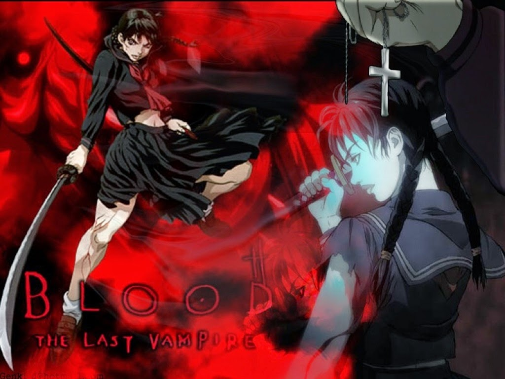 Phim Blood The Last Vampire