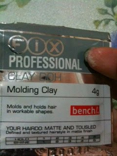 bench fix professional molding clay photo