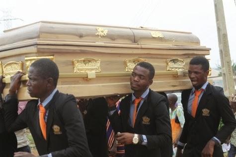 segun okeowo burial sagamu