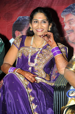 tv anchor shyamala