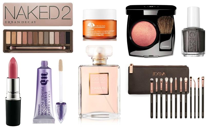 Wishlista kosmetyczna - jesień 2015