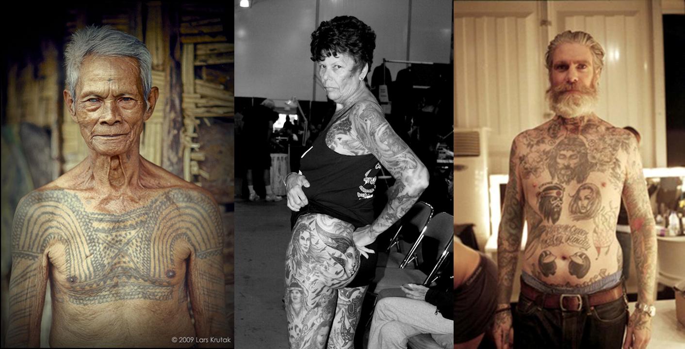 ou faire un tatouage femme - 4 emplacements féminins pour votre tatouage