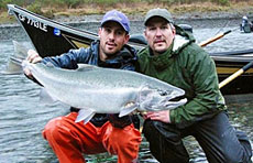 20 pound Chetco steelhead