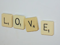 Scrabble Magnets