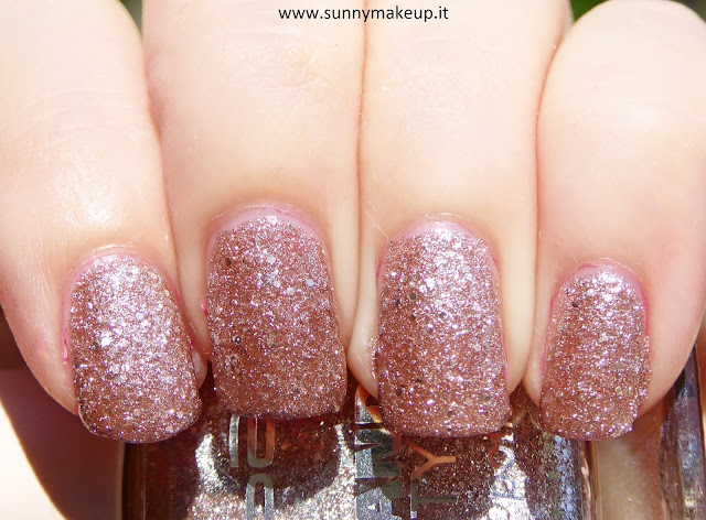 Swatch P2 cosmetics -  Sand Style Polish.