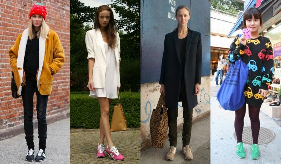 zapatillas new balance mujer de vestir