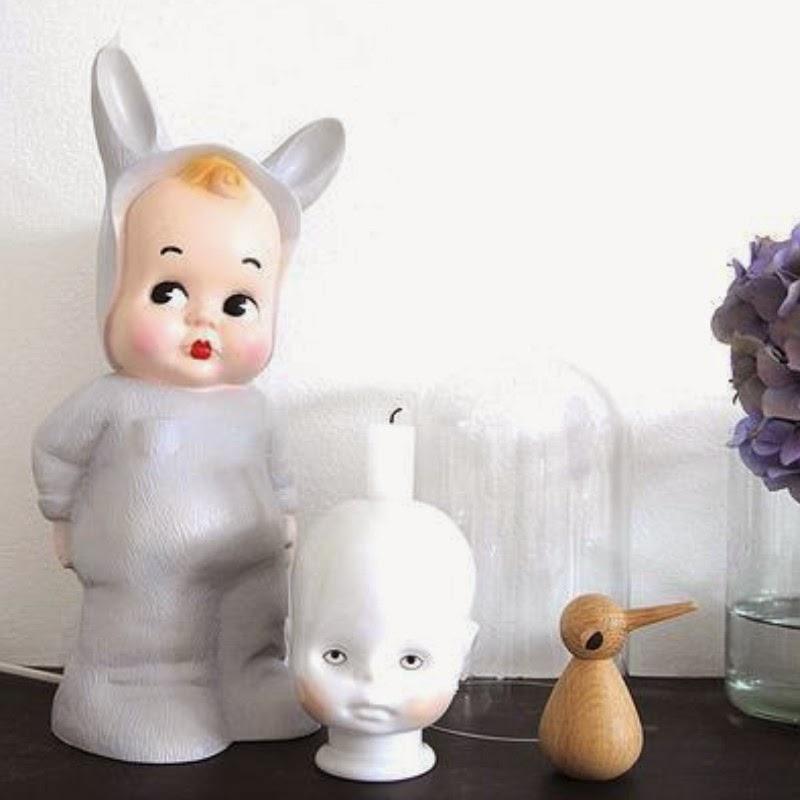 Sød børnelampe fra Lapin & Me