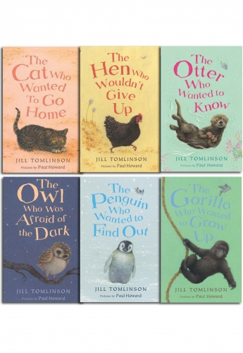 the hen who wouldnt give up jill tomlinsons favourite animal tales