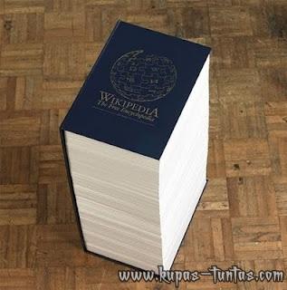 Buku Tertebal di Dunia - [www.kupas-tuntas.com]
