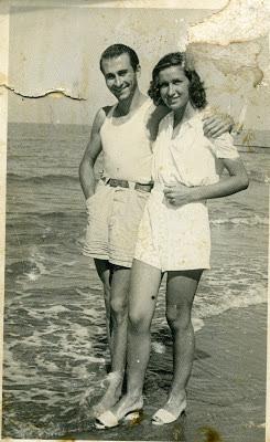 nonni spiaggia