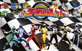 Phim Engine Sentai Go-onger
