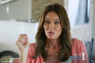 Caitlyn Jenner is worries about her male voice