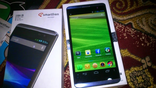 smartfren android andromax z
