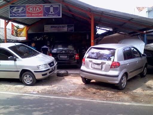 Perbaikan hyundai Getz & Hyundai Matrix