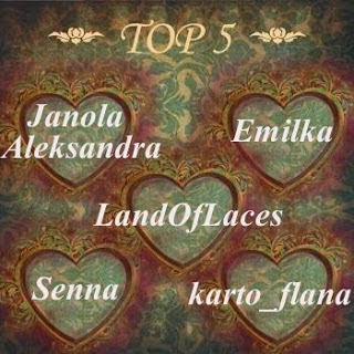 Top 5 - 01/2014 bei Szuflada