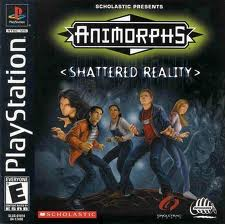 Animorphs - Shattered Reality - PS1 - ISO Download