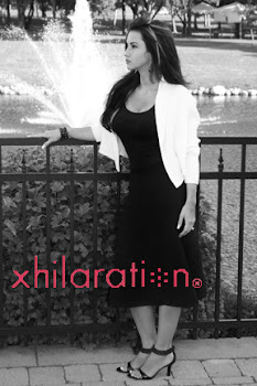 Fashion Shoot for xhiliration