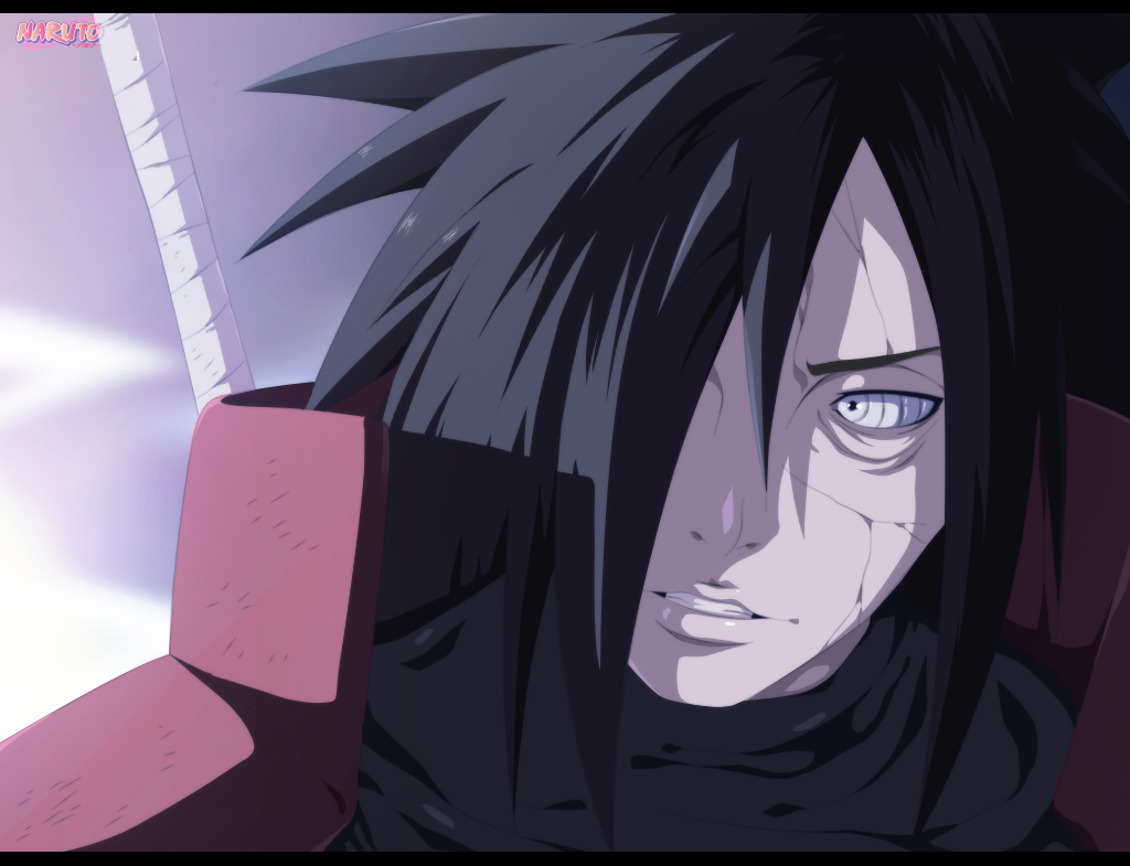 Madara Uchiha Naruto HD Wallpaper