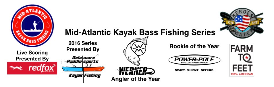 Mid-Atlantic Kayak Bass Fishing Series