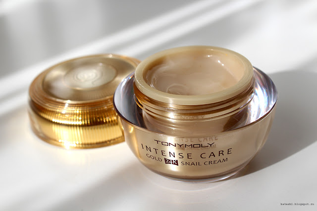 Tony Moly Gold 24K Cream