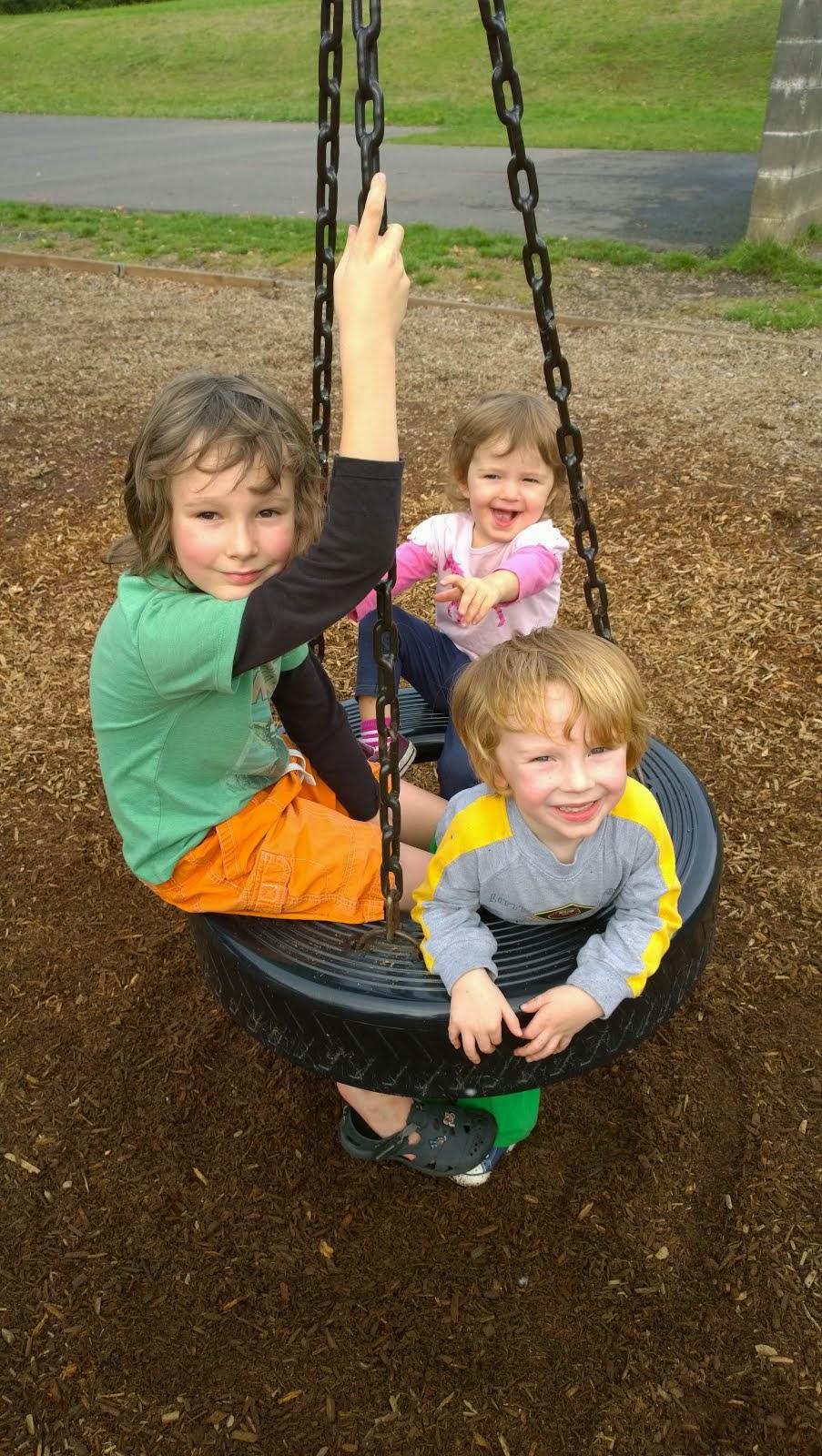 The 3 Kiddos
