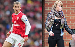 Jack Wilshere Girlfriend