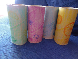 Toilet Roll Drinks
